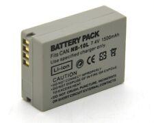 Power Battery For NB-10L Canon Powershot SX40 HS SX50 HS SX60 HS G15 G16 Camera