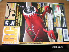 RC Pilot n°5 plan encarte Luton Buzzard / Fiesta Stinson...