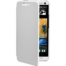Etui coque blanc made in France pour HTC One bigben