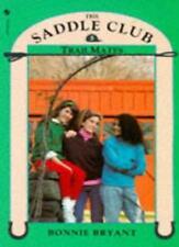 Trail Mates (Saddle Club) By Bonnie Bryant