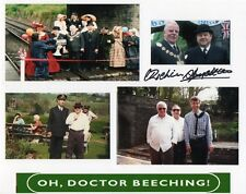 Richard Spendlove Autograph - Oh Doctor Beeching - Signed 10x8 Photo 2 - AFTAL