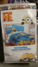 Dispicable Me Minion Twin/Single Size Comforter