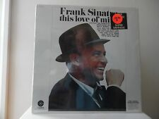 "FRANK SINATRA - THIS LOVE OF MINE - CAPITOL/PICKWICK RECORDS-SPC-3458 - ""SEALED"""