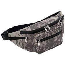 Extreme Pak™ Digital Camo Water-Repellent Waist Hip Bag Fanny Pack