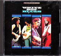 WHITE BOY BLUES CD The Best Of Jimmy Page/Jeff Buck/John Mayall/Eric Clapton