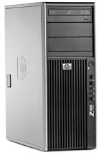 Gaming PC Nvidia 660GTX 570GTX i5 Speed Quad Core Xeon E5530 W3520 HP Z400