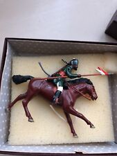 Imperial Collectors Figure No.51d Officer 30th Bengal Lancers 1903.Imperial 13th