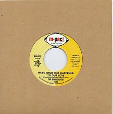 RINGLEADERS   BABY WHAT HAS HAPPENED TO OUR LOVE/ ALL OF MY LIFE    UK M-PAC/OSV