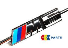 BMW NEW GENUINE M6 SERIES E64 E63 M6 WING FENDER BADGE TRIM RIGHT O/S 7906526