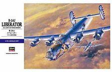 1/72 Hasegawa USAF Bomber B-24J Liberator #015593