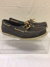 Merona Mens Boat Shoes Sz 8M