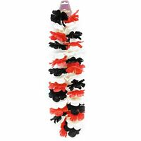 Halloween Floral Lei Day Of The Dead Fancy Dress Costume Trick Treat Party Boa
