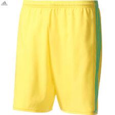 Équipements de football gants jaunes adidas