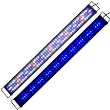 120-150CM Aquarium LED Light Full Spectrum NATURAL Fish Tank Lighting For Plant
