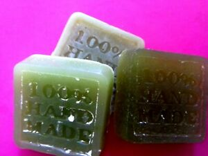 Aloe Vera, Pure Coconut oil. Olive oil Soap, Handmade