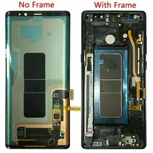 For Samsung Galaxy Note 8 N950 LCD Display Screen Digitizer Frame OLED OEM(A)
