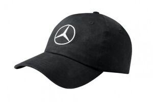 Original Mercedes-Benz Cap schwarz unisex Basecap, Baseball,  Cap, Schirmmütze