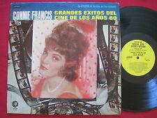 CONNIE FRANCIS GRANDES EXITOS CINE DE LOS ANOS60 RARE MGM LATINO SERIES PROMO LP