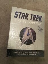 Star Trek Encyclopedia: Revised and Expanded Edition (USED BUT MINT CONDITION)