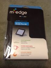 NEW sealed M-Edge Profile Slim Case For Kindle Fire HD Cover Black AF2PRMFB