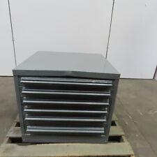 Vidmar 6 Drawer Industrial Parts Tool Storage Shop Cabinet 30