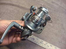 USED South Bend Worm Gear Omega Lite Blue  Spinning Fishing Reel Sold for Parts