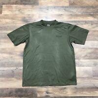 Columbia Short Sleeve T-Shirt Outdoor Gear Hiking Fishing Men's Medium Omni-Dry