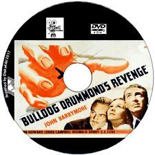 Bulldog Drummond's Revenge (1937) John Howard John Barrymore DVD