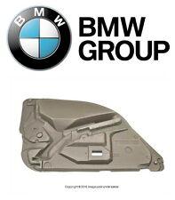 BMW E46 323i 328i etc Rear Driver Left Door Panel Insulation GENUINE 51488196127