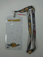 2016 Indianapolis 500 100TH Running Event Lanyard & Credential Ticket Holder
