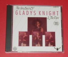 Gladys Knight & The Pips - The very best of -- CD / Soul