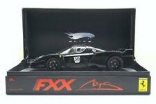 Ferrari FXX Michael Schumacher (2005) 1/18 Hot Wheels Super Elite 950 up 5030