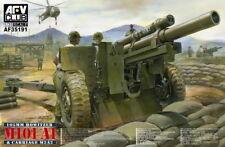 1/35 AFV Club 105mm Howitzer M101A1 Gun w/M2A2 Carriage #35191