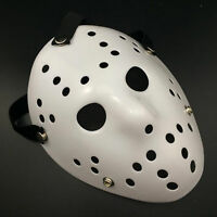 Cosplay Friday The 13th Myers Jason Freddy Costume Horror Prop Hockey Party Mask