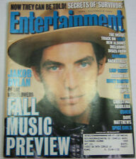 Entertainment Weekly Magazine Jakob Dylan September 2000 021513R