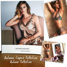47085e143 INTIMISSIMI LOOKBOOK catalog catalogo fall autunno lingerie intimo 46  pagine NEW