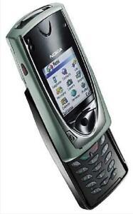 "2.1"" Nokia 7650 0.3MP Infrared Port Bluetooth Slide Mobile Phone 2G GSM 900 1800"