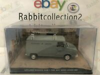"DIE CAST "" LEYLAND SHERPA VAN THE SPY WHO LOVED ME "" 007 JAMES BOND SCALA 1/43"