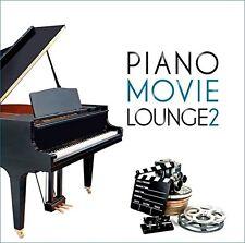 SEE SIANG WONG - PIANO MOVIE LOUNGE,VOL.2  CD NEU