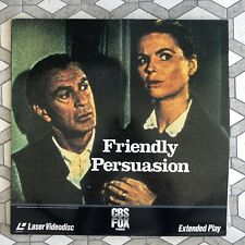 Friendly Persuasion - Laserdisc