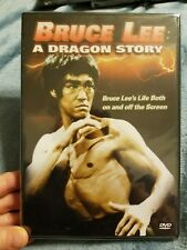 Bruce Lee - A Dragon Story New DVD