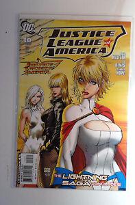 Justice League of America #10 DC Comics (2007) NM 1st Print Comic Book