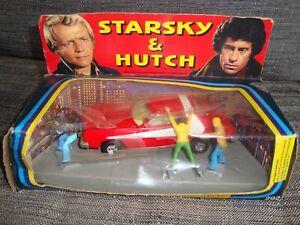 CORGI 292 STARSKY & HUTCH FORD GRAN TORINO, VINTAGE. ORIGINAL BOX