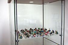 Custom Extra Acrylic Shelves & Brackets to Fit Ikea Detolf Cabinet (DSA/IK)