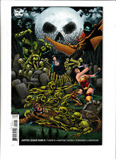 Justice League Dark DC Comics #8 NM- 9.2 Cover B Variant Wonder Woman 2019