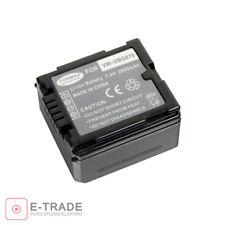 Battery for Panasonic GS98GK H288GK VW-VBG070 VW-VBG070A VWVBG070