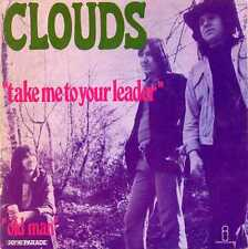"CLOUDS ""TAKE ME TO YOUR LEADER"" ORIG FR 1970 RARE"