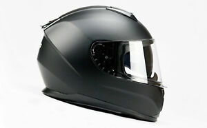 BNO-X3 Integralhelm Motorrad Helm mit integrierter Sonnenschutz 2 Farbvarianten