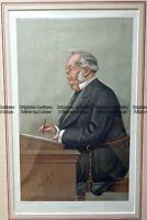 Antique Print 232-499 Medical - Sir William Broadbent, cardiologist c.1902