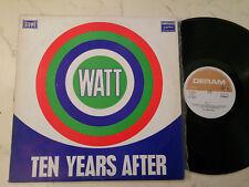 Ten Years After Watt Worldwide Unique Different Jugoton 70s Pressing